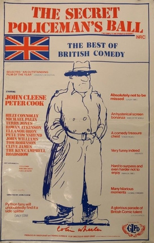 Фільм «Бал тайной полиции» (1979)
