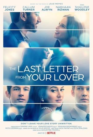 Фильм «Последнее письмо от твоего любимого» (2021)