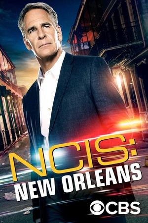 Сериал «Морская полиция: Новый Орлеан» (2014 – 2021)