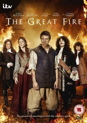 Сериал «Большой пожар» (2014)