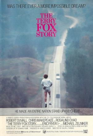 Фільм «История Терри Фокса» (1983)
