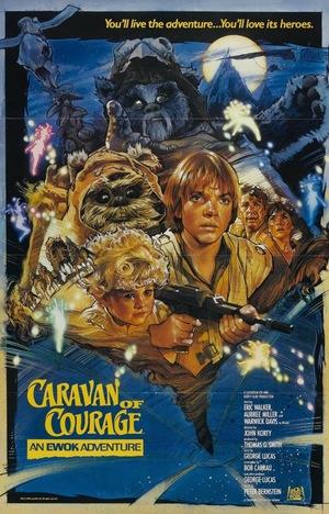 Фільм «Караван мужності: Пригоди евоків» (1984)