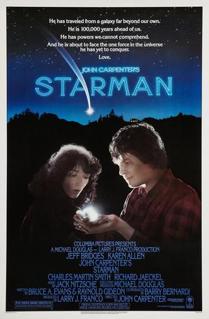 Фільм «Зоряний чоловік» (1984)