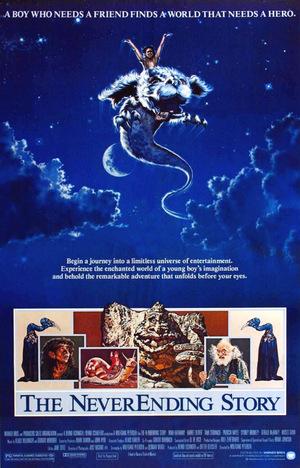 Фільм «Нескінченна історія» (1984)
