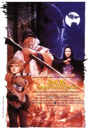 Фильм «Эвоки: Битва за Эндор» (1985)