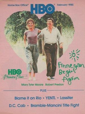 Фільм «Финнеган начинает вновь» (1985)