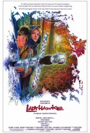 Фільм «Леді-яструб» (1985)
