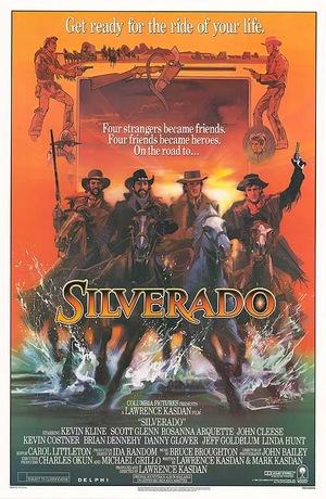 Фільм «Сільверадо» (1985)