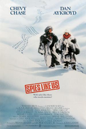 Фільм «Шпигуни, як ми» (1985)