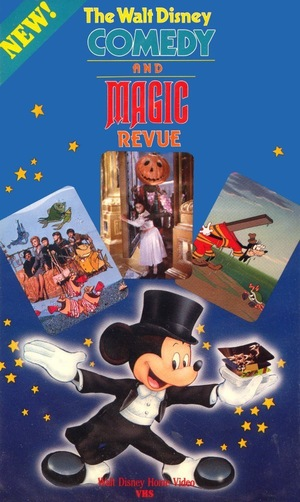 Мультфільм «The Walt Disney Comedy and Magic Revue» (1985)