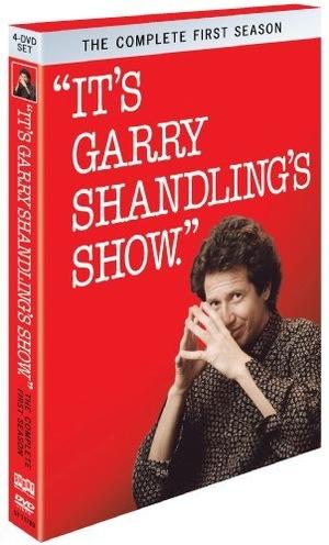 Сериал «Это шоу Гарри Шэндлинга» (1986 – 1990)
