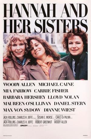 Фильм «Ханна и её сестры» (1986)