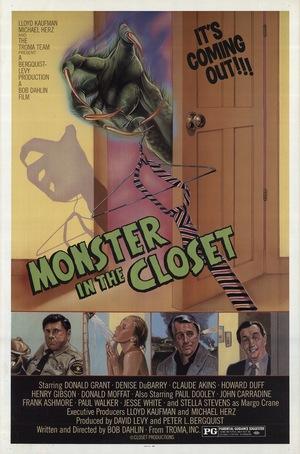 Фільм «Монстр із шафи» (1986)