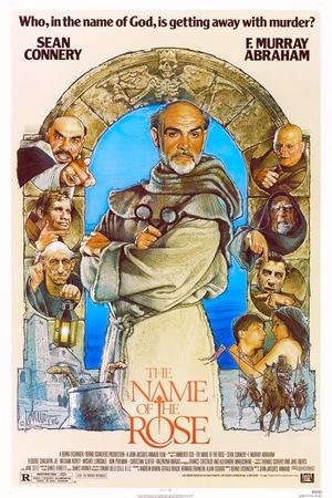 Фільм «Ім'я троянди» (1986)