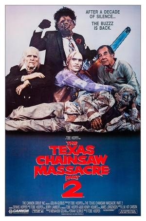 Фильм «Техасская резня бензопилой 2» (1986)