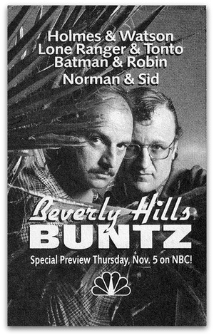 Сериал «Beverly Hills Buntz» (1987 – 1988)