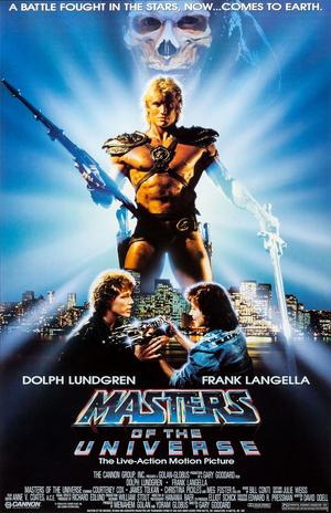 Фільм «Володарі Всесвіту» (1987)