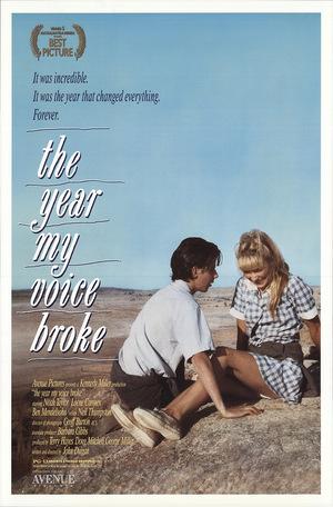 Фільм «Рік, коли в мене ламався голос» (1987)