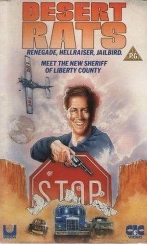 Фільм «Desert Rats» (1988)
