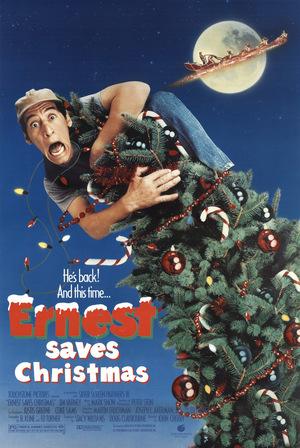Фильм «Эрнест спасает Рождество» (1988)
