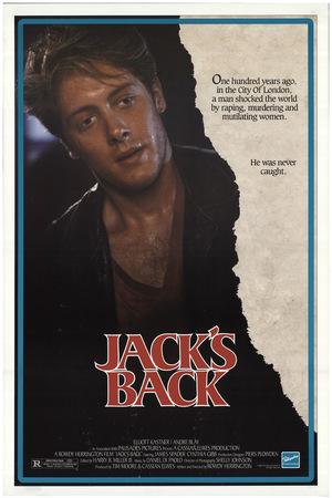 Фільм «Джек-потрошитель возвращается» (1988)