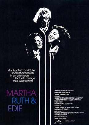 Фильм «Марта, Руфь и Эди» (1988)