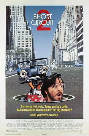 Фільм «Коротке замикання 2» (1988)