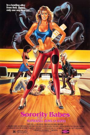 Фільм «Студентки в кегельбане беса» (1987)