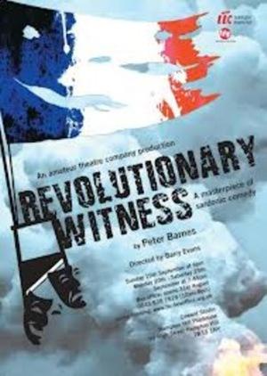 Фільм «Revolutionary Witness: The Preacher» (1989)