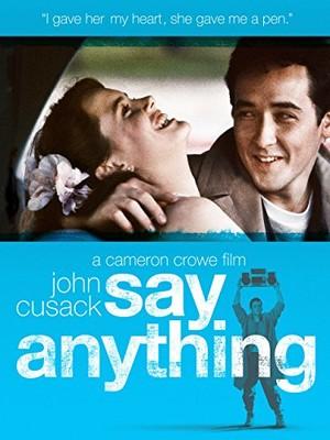 Фільм «Скажи хоч щось» (1989)