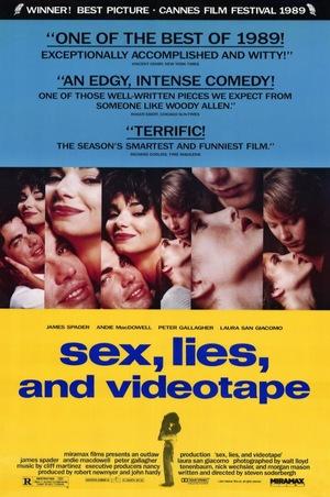 Фільм «Секс, брехня та відео» (1989)