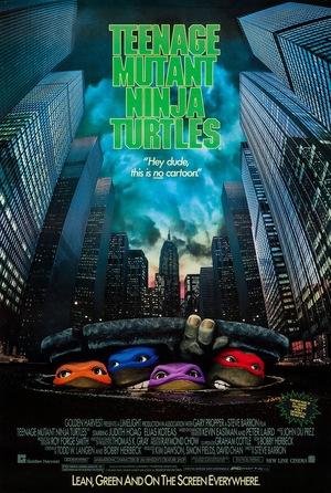 Фільм «Черепашки-ніндзя» (1990)