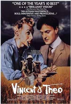 Фільм «Вінсент і Тео» (1990)