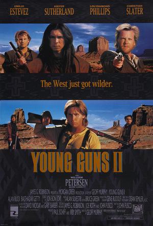Фильм «Молодые стрелки 2» (1990)