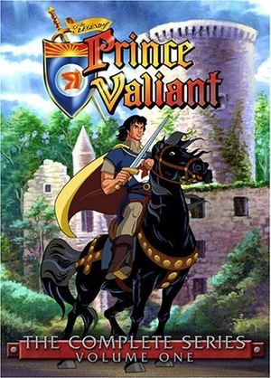 Сериал «Легенда о принце Валианте» (1991 – 1993)
