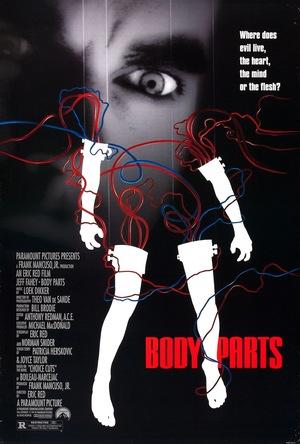 Фільм «Частини тіла» (1991)