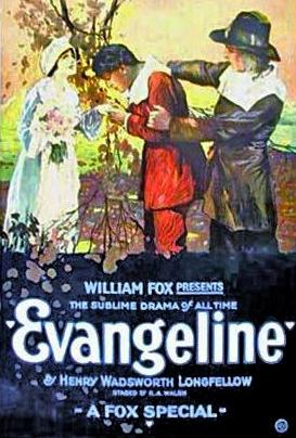 Фильм «Евангелина» (1919)