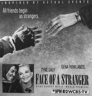 Фильм «Лицо незнакомца» (1991)