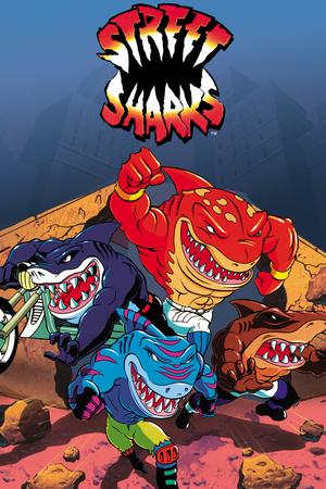 Серіал «Уличные акулы» (1994 – 1996)