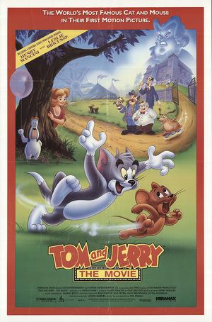 Мультфільм «Том і Джеррі: Фільм» (1992)