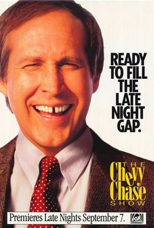 Сериал «Шоу Чеви Чейза» (1993)