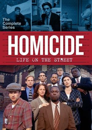 Серіал «Убивчий відділ» (1993 – 1999)