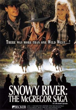 Сериал «Холодная река: Сага МакГрегора» (1994 – 1996)