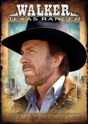 Серіал «Вокер – техаський рейнджер» (1993 – 2001)