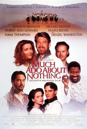 Фільм «Багато галасу з нічого» (1993)