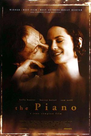 Фільм «Фортепіано» (1992)