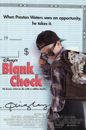 Фільм «Відкритий чек» (1994)