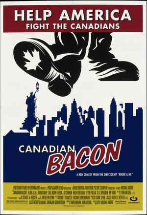 Фільм «Канадський бекон» (1995)