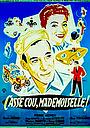 Фільм «Опасность, мадемуазель!» (1955)