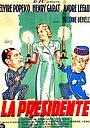Фільм «La présidente» (1938)